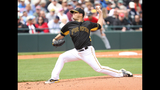 2014 Pittsburgh Pirates spring training PHOTOS - (4/25)