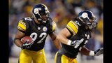 PHOTOS: James Harrison's career in Black & Gold - (20/25)