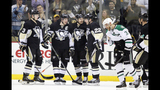 GAME PHOTOS: Penguins 5, Stars 1 - (1/25)