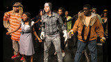 Penn Hills High School musical rehearsal: 'The Wiz' - (8/25)