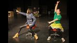 Penn Hills High School musical rehearsal: 'The Wiz' - (13/25)