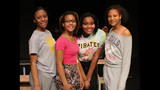 Penn Hills High School musical rehearsal: 'The Wiz' - (20/25)