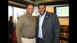 Photos: Jerome Bettis, Steelers bowl for the… - (21/25)