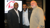 Photos: Jerome Bettis, Steelers bowl for the… - (3/25)