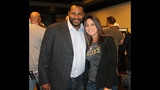 Photos: Jerome Bettis, Steelers bowl for the… - (25/25)
