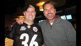 Photos: Jerome Bettis, Steelers bowl for the… - (9/25)