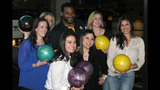 Photos: Jerome Bettis, Steelers bowl for the… - (2/25)