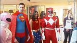 Children's Hospital patients meet superheroes… - (4/23)