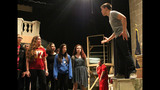 South Park High School rehearses 'Beauty and… - (9/25)