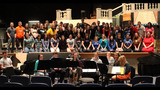 South Park High School rehearses 'Beauty and… - (7/25)