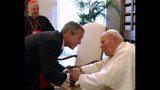 Photos: Popes' meetings with U.S. presidents - (8/11)