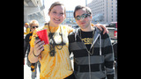 Thousands of fans celebrate Pirates Opening Day - (8/25)