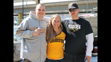 Thousands of fans celebrate Pirates Opening Day - (1/25)