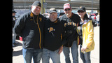 Thousands of fans celebrate Pirates Opening Day - (5/25)