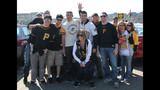 Thousands of fans celebrate Pirates Opening Day - (12/25)