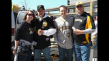 Thousands of fans celebrate Pirates Opening Day - (10/25)