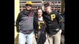 Thousands of fans celebrate Pirates Opening Day - (3/25)