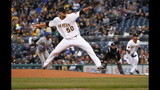 GAME PHOTOS: Pirates 4, Cubs 3 (16 innings) - (8/19)
