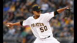 GAME PHOTOS: Pirates 4, Cubs 3 (16 innings) - (12/19)