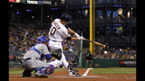 GAME PHOTOS: Pirates 4, Cubs 3 (16 innings) - (10/19)