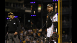 GAME PHOTOS: Pirates 4, Cubs 3 (16 innings) - (17/19)