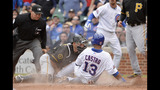 GAME PHOTOS: Pirates 5, Cubs 4 - (10/16)