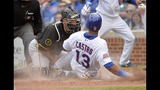 GAME PHOTOS: Pirates 5, Cubs 4 - (14/16)