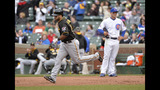 GAME PHOTOS: Pirates 5, Cubs 4 - (6/16)