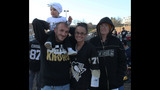 PHOTOS: Pens fans watch Game 1 victory on the… - (19/25)