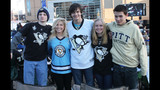PHOTOS: Pens fans watch Game 1 victory on the… - (10/25)