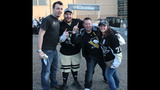 PHOTOS: Pens fans watch Game 1 victory on the… - (18/25)