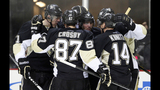 GAME PHOTOS: Penguins 4, Blue Jackets 3 - (20/25)