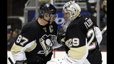 GAME PHOTOS: Penguins 4, Blue Jackets 3 - (22/25)