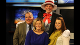 'Cat in the Hat' visits WPXI to talk 'Seussical' - (1/3)