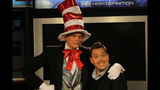 'Cat in the Hat' visits WPXI to talk 'Seussical' - (3/3)