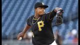 GAME PHOTOS: Pirates defeat Brewers 11-2 - (14/22)