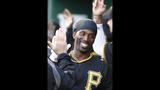 GAME PHOTOS: Pirates defeat Brewers 11-2 - (8/22)