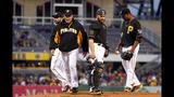 GAME PHOTOS: Pirates defeat Brewers 11-2 - (19/22)