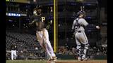 GAME PHOTOS: Pirates defeat Brewers 11-2 - (4/22)
