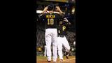 GAME PHOTOS: Pirates defeat Brewers 11-2 - (10/22)