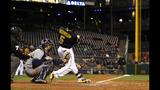 GAME PHOTOS: Pirates defeat Brewers 11-2 - (12/22)