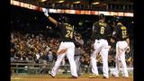 GAME PHOTOS: Pirates defeat Brewers 11-2 - (13/22)