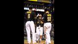 GAME PHOTOS: Pirates defeat Brewers 11-2 - (17/22)