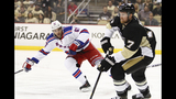 GAME PHOTOS: New York Rangers vs. Pittsburgh… - (13/21)