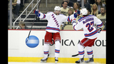 GAME PHOTOS: New York Rangers vs. Pittsburgh… - (6/21)