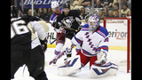 GAME PHOTOS: New York Rangers vs. Pittsburgh… - (15/21)
