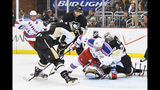 GAME PHOTOS: Penguins 3, Rangers 0 (Game 2) - (4/25)