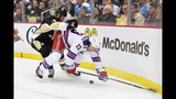 GAME PHOTOS: Penguins 3, Rangers 0 (Game 2) - (7/25)