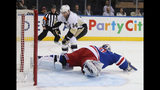 GAME PHOTOS: Penguins 2, Rangers 0 (Game 3) - (10/25)