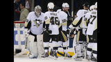 GAME PHOTOS: Penguins 2, Rangers 0 (Game 3) - (3/25)